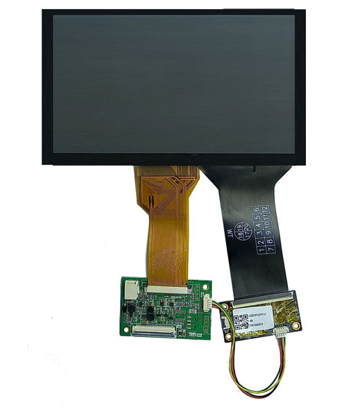 7inch LCD with Capacitive touch